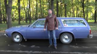 рассказ Chevrolet Impala Station Wagon