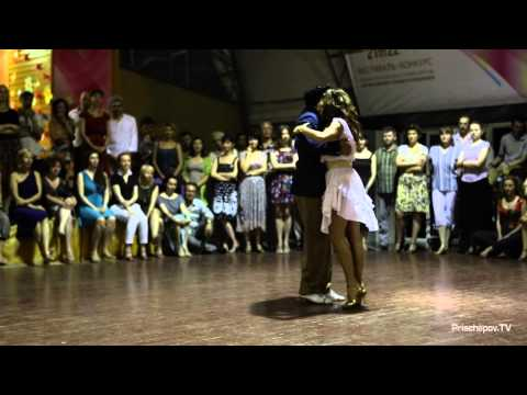 Rodrigo Fonti & Yamila Ivonne, 4-3, Prischepov TV - Tango Channel