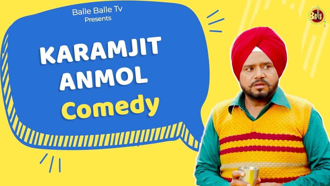 Karamjit Anmol Full Interview || Balle Balle Tv || 20202