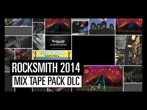 Rocksmith 2014 Edition DLC - Mix Tape Pack