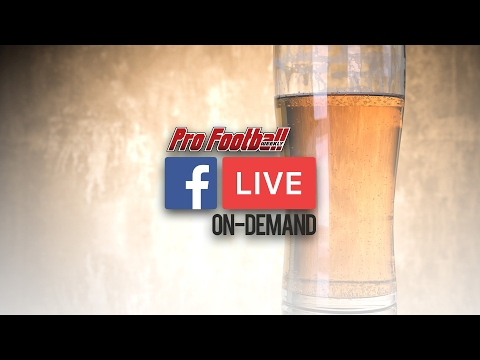 PFW Facebook LIVE On-Demand: NFL Draft & Free Agency
