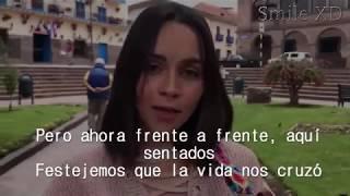 Julieta Venegas - Andar conmigo ( LETRA )  | cover  Melissa de…