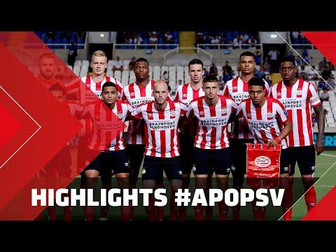 HIGHLIGHTS | Apollon Limassol - PSV