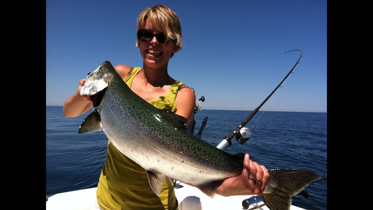 Charter fishing kinn 39 s sport for Algoma fishing charters