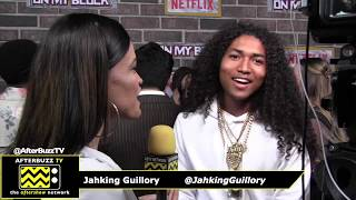 Jahking Guillory | On My Block Season 2 Premiere