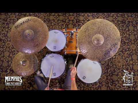"Istanbul Agop 20"" Turk Crash Cymbal - 1452g (TC20-1082217U)"