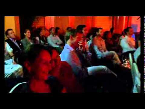 InterContinental Grand Stanford Quatsch Comedy Club September 2010