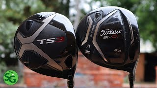 Titleist TS3 vs 917D! Do You Really Get More Distance?