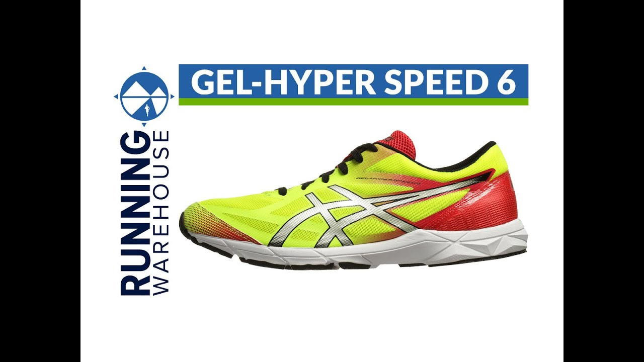 asics hyper speed 6