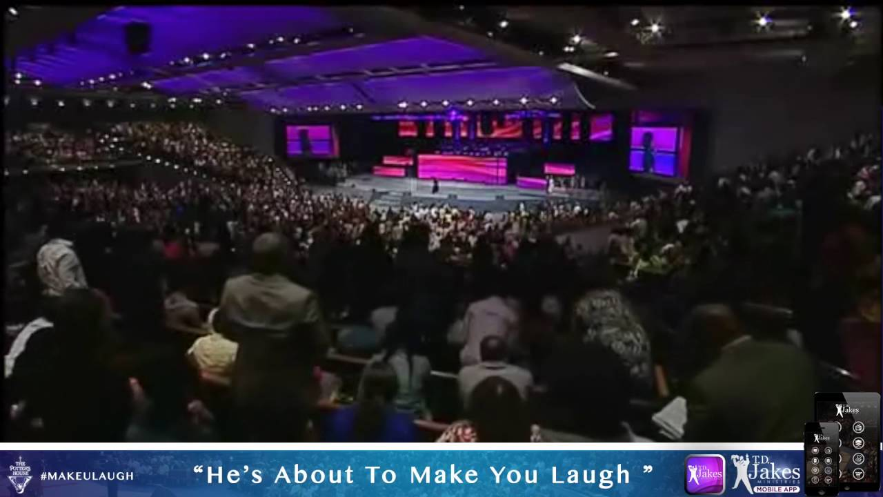 He's About to Make You Laugh - Cora Jakes Coleman - HISVISION