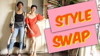 Style Swap || Sherry Kumar & Sejal Shroff 😜