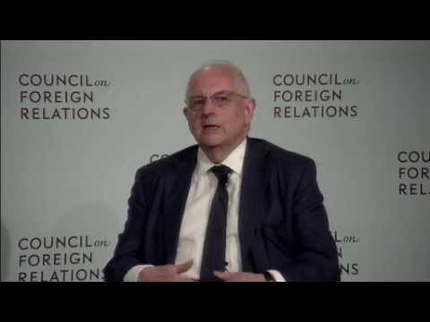 A Conversation With Martin Wolf