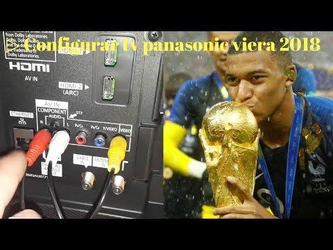 Panasonic Viera ▷ Configurar Tv Panasonic Viera 2018
