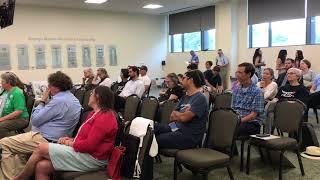 Sierra Club Clean Energy Rally (8/17/18)