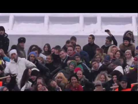 Flashmob Moscow (Russia) : Putting on the ritz 2012
