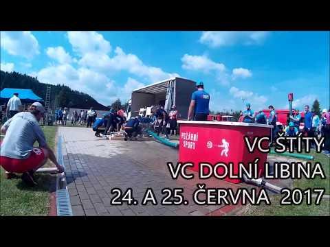 VC Štíty a VC Dolní Libina 2017