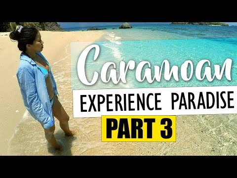 Caramoan Islands - Experience paradise - Part 3 - Off-Road & Island Hopping - Tom in the Philippines