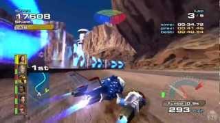 Quantum Redshift: Silver Rock Canyon Tara