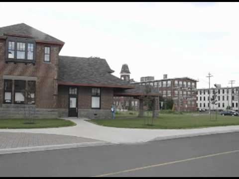 Rabbit Town - York Street Audio Tour, Fredericton Heritage Trust, New Brunswick, Canada