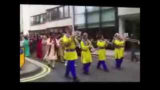 The Bhangra Band - Indian Musicians