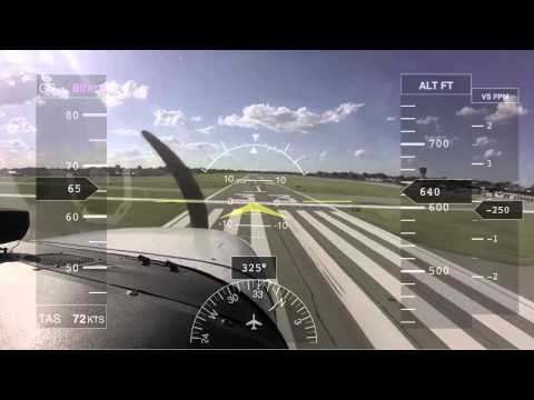 Crosswind Practice At Detroit City