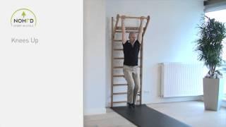 NOHrD Wallbars - Knees Up (en)