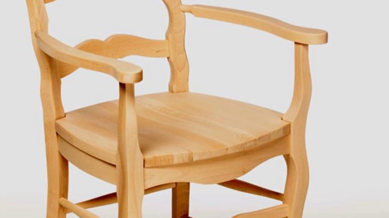 Kitchen Chairs with Arms for Elderly Furniture - YouTube