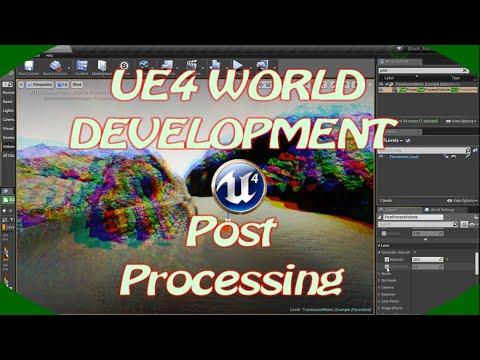 DPTV UE4 World Development Tutorial 8 (Post Processing) thumbnail