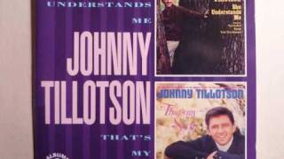 Watch Johnny Tillotson Thats When It Hurts The Most video