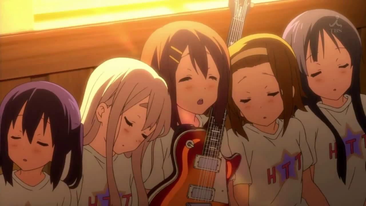Happy End - K-On! Original Soundtrack