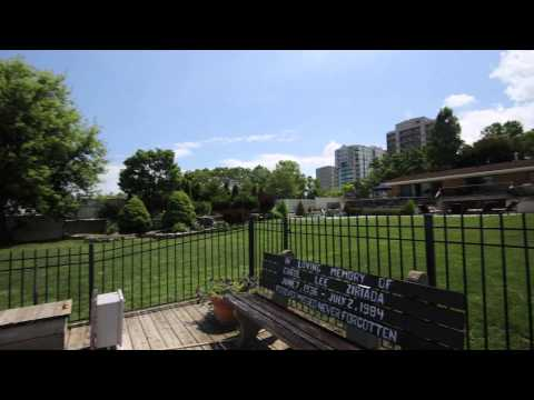 Riverside waterfront property
