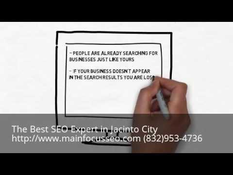 Your Jacinto City SEO Company Expert Consultant - Call 832-953-4736