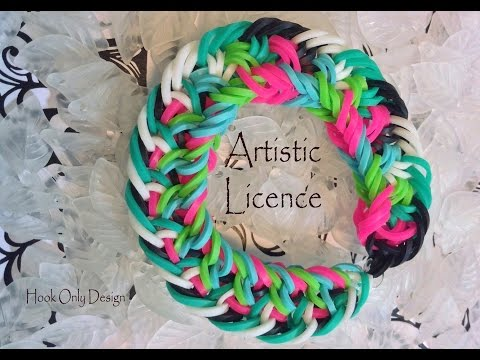 Artistic Licence - Hook Only Design