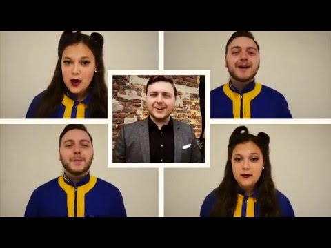 FALLOUT 4 - The five stars - Atom Bomb Baby (Unexpected Visitors, cover)