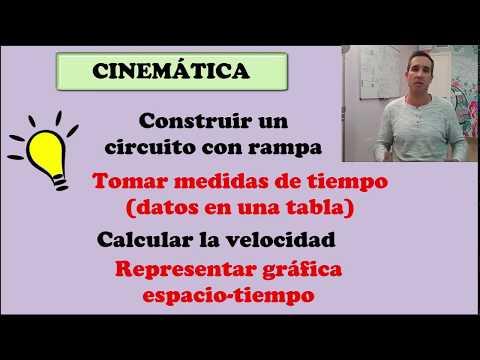 Cinemática (2ºESO) Clase 2