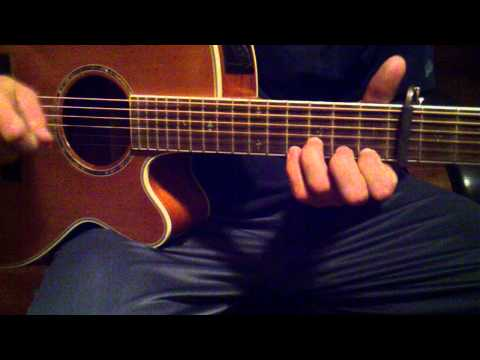 How to play Finding North by The Civil Wars