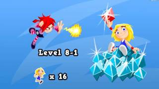 Giana Sisters 2D World 8-1