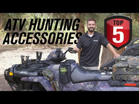 Top 5 ATV Hunting Accessories