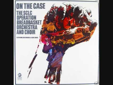 Sclc Operation Breadbasket Orchestra - Lift Every Voice & Sing - Drum Break