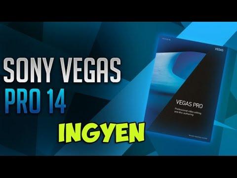 Sony Vegas Pro 14 | INGYENES LETÖLTÉS, TELEPÍTÉS | HUN |