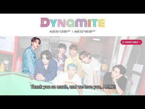 [eng]-bts-dynamite-countdown-live까지-d-1!-💎
