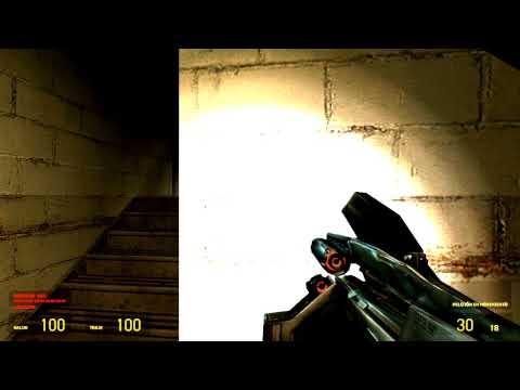 Half-Life 2 Ati Radeon HD3200 ( HD 720p )