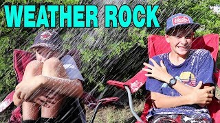 WILDsides: How to Make a Weather Rock