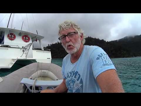 Whitsundays to Wooden Boats 10 Shaw Isl  to Whitsunday Isl