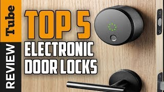 ✅Smart lock: Best Smart Door lock 2019 (buying guide)