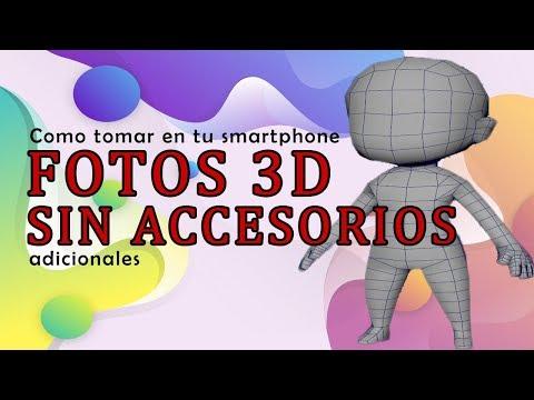 Fyuse  FOTOS En 3D Y 360 Grados