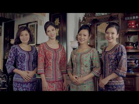 Facts about the Sarong Kebaya | Singapore Airlines