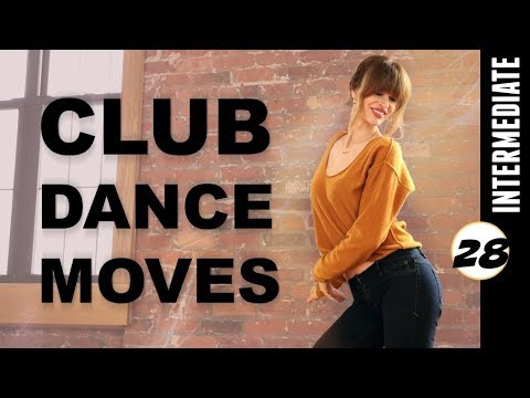 Body Roll Variation  I  Club Dance Moves Tutorial 28 Body Roll With Two Step