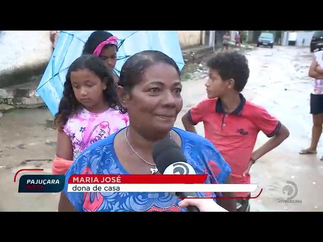 Moradores do conjunto Mutirão reclamam da situação precária na região  18/06/2019