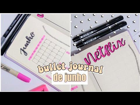 BULLET JOURNAL #4 | Junho